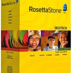Rosetta Stone German Software review.