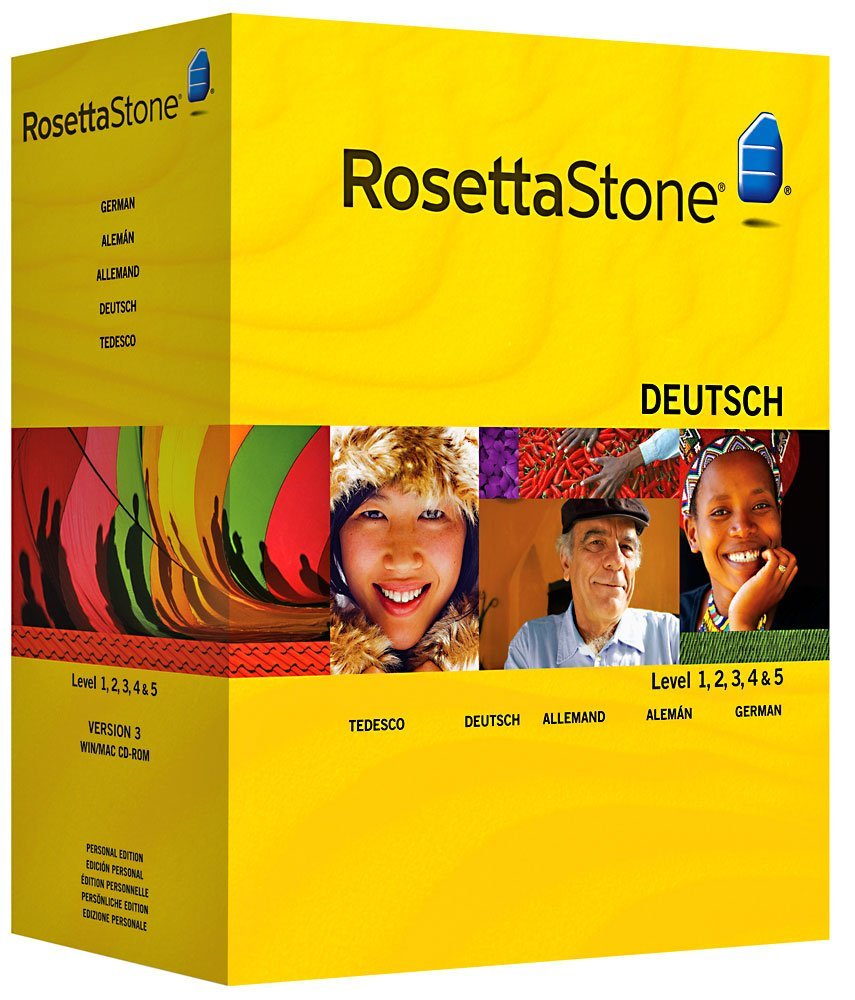 Rosetta Stone German Review Reviews Of Top German Courses